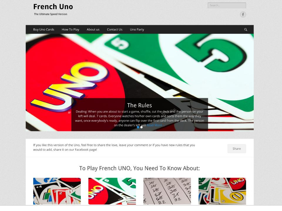 French_uno_cards